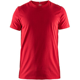 Craft Deft 2.0 T-shirt Homme, bright red